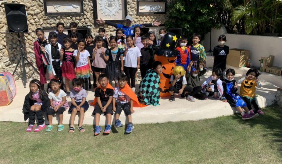 2020 ハロウィン 宮古島 ダンススクール CANDY SHOP Saori Dance School